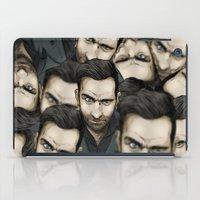 gladiator iPad Cases featuring RSN by karakalemustadi