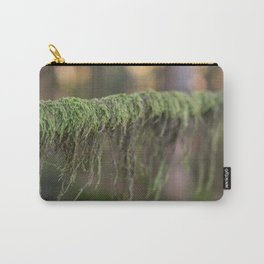Moss on a branch Carry-All Pouch