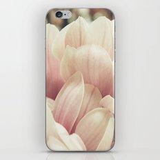 A Waterfall of Blooms iPhone & iPod Skin