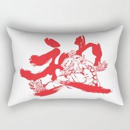 SFV AKUMA Rectangular Pillow