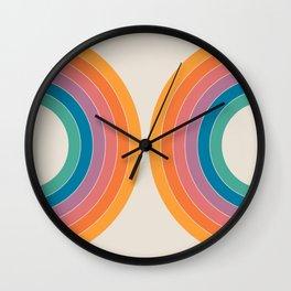 Boca Sonar Wall Clock