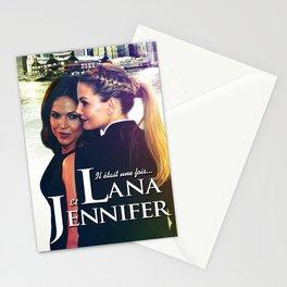 Lana & Jennifer Stationery Cards