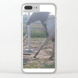 The Take-off Clear iPhone Case