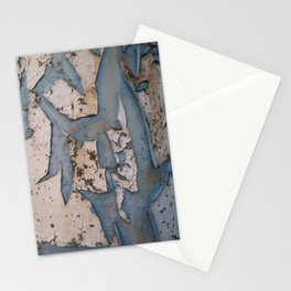 Rusty Turquoise Urban Vintage Paint Stationery Cards