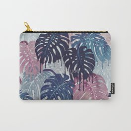 Monstera Melt Carry-All Pouch