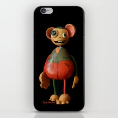 Zeca Favolas iPhone & iPod Skin