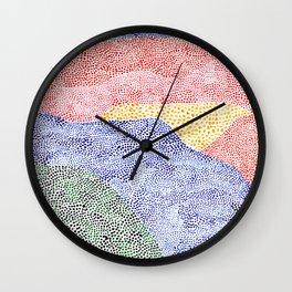 landscape II Wall Clock