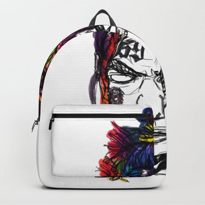 Tekashi 6ix9ine Backpack by raspberrytheartist | Society6