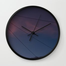 Universal connection III Wall Clock