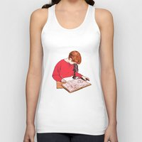 science Tank Tops featuring Science! by Salgood Sam