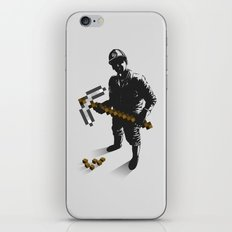 Miner iPhone & iPod Skin