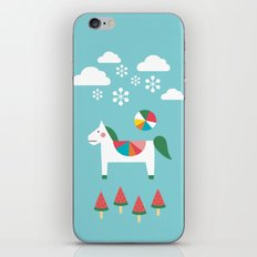The Snowy Day iPhone & iPod Skin