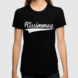 KISSIMMEE Baseball Vintage Retro Font T-shirt