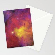 Nebula (plain) Stationery Cards