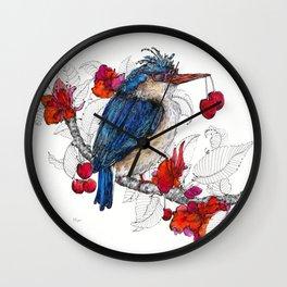 Birds Edition Wall Clock