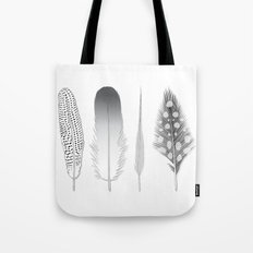 Feathers Trio Tote Bag