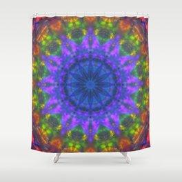 Opal Dreams Shower Curtain