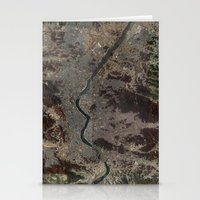 seoul Stationery Cards featuring Seoul Korea by LERN