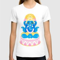 ganesha T-shirts featuring Ganesha by Pranatheory