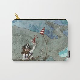 Party whale Carry-All Pouch