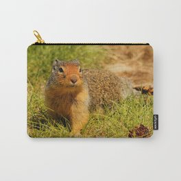 Twitchy Nosed Columbian Ground Squirrel Carry-All Pouch