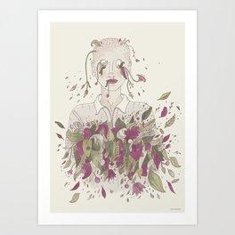 Administration (Part B) Art Print