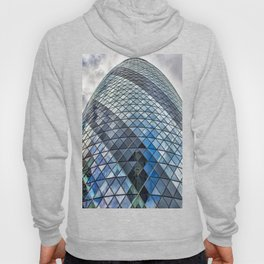 London The Gherkin  30 St Mary Axe Hoody