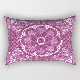 Lace Vintage 17 Rectangular Pillow