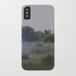 we move lightly iPhone Case