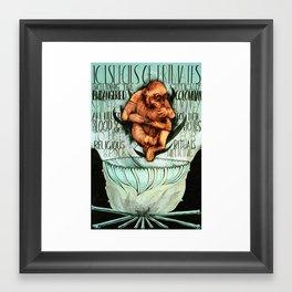 Folk Medicine Framed Art Print