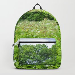 Wild nature parks V - Nature Fine Art photography Backpack