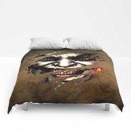 Clown 03 Comforters