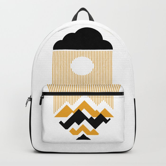 The Day The Sun Disappears Backpack