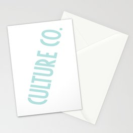 Culture Co. Stationery Cards
