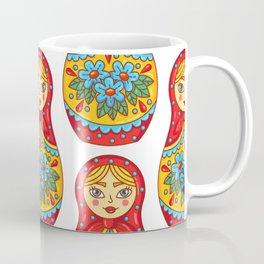 Matreshka Coffee Mug
