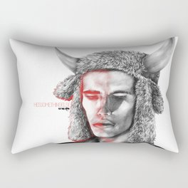 hessomethingelse Rectangular Pillow
