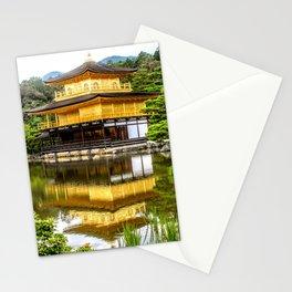 Kinkaku-ji Stationery Cards