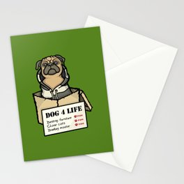 Dog 4 Life Stationery Cards