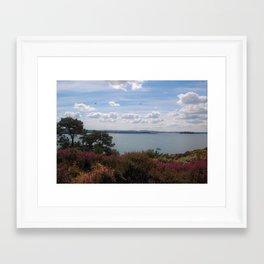 Harbour View Framed Art Print