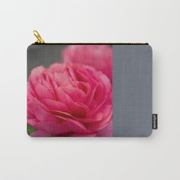 Vivid pink flower Carry-All Pouch