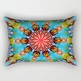 Colordrop Mandala 1 Rectangular Pillow