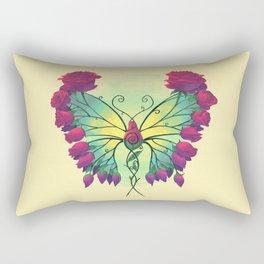 Essence of Nature - Harmonious Bouquet Rectangular Pillow