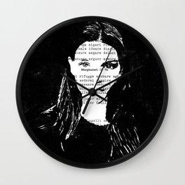 Nika Wall Clock