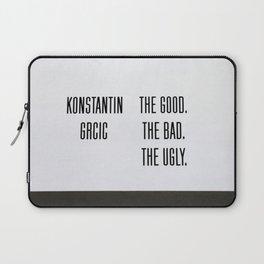 Good. Bad. Ugly. Laptop Sleeve