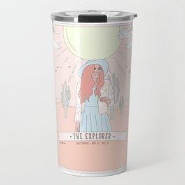 Sagittarius  - The Explorer Travel Mug