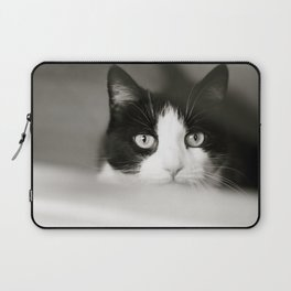 Let Me Out Laptop Sleeve