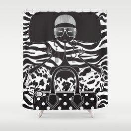 Marc Jacobs Close Shower Curtain