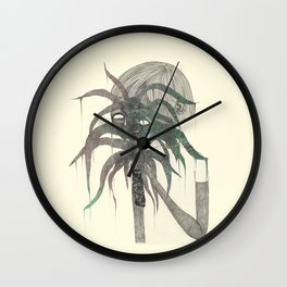 TREES NEVER LIED 09 Wall Clock