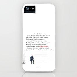 Sense of Purpose iPhone Case
