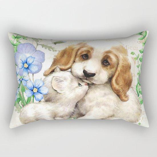 Sweet animals #7 Rectangular Pillow